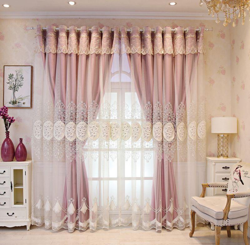 Новинки штор для вашей гостиной фото