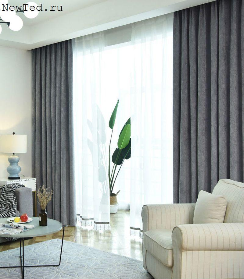дизайн новинка шторы в спальню фото