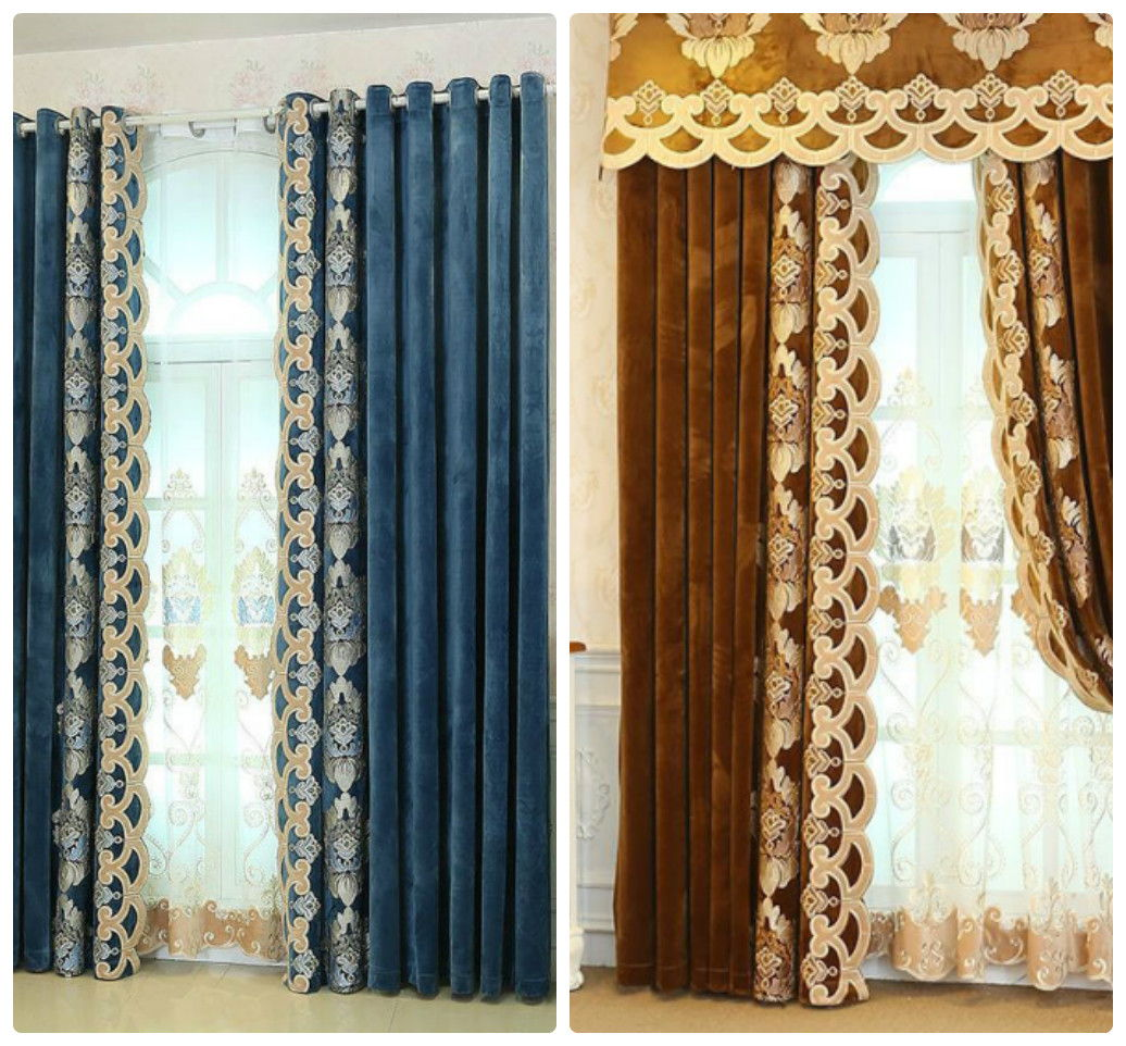 Эксклюзивные шторы для гостиной