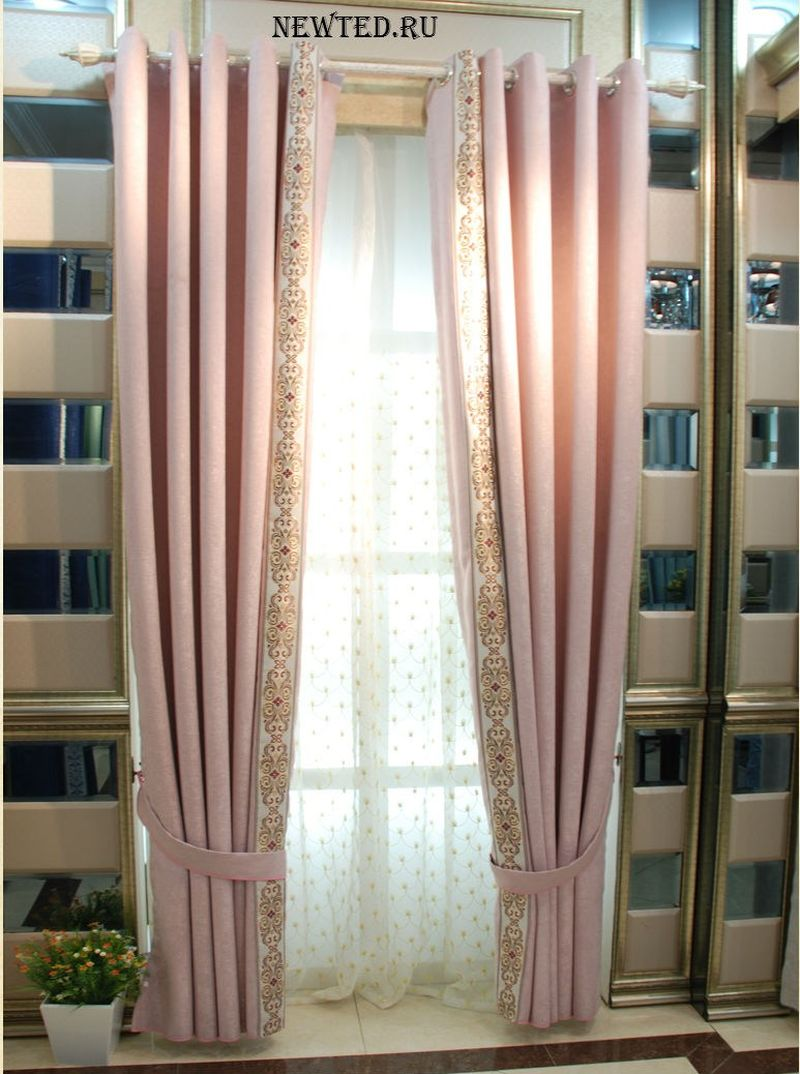 купить шторы дизайнерские