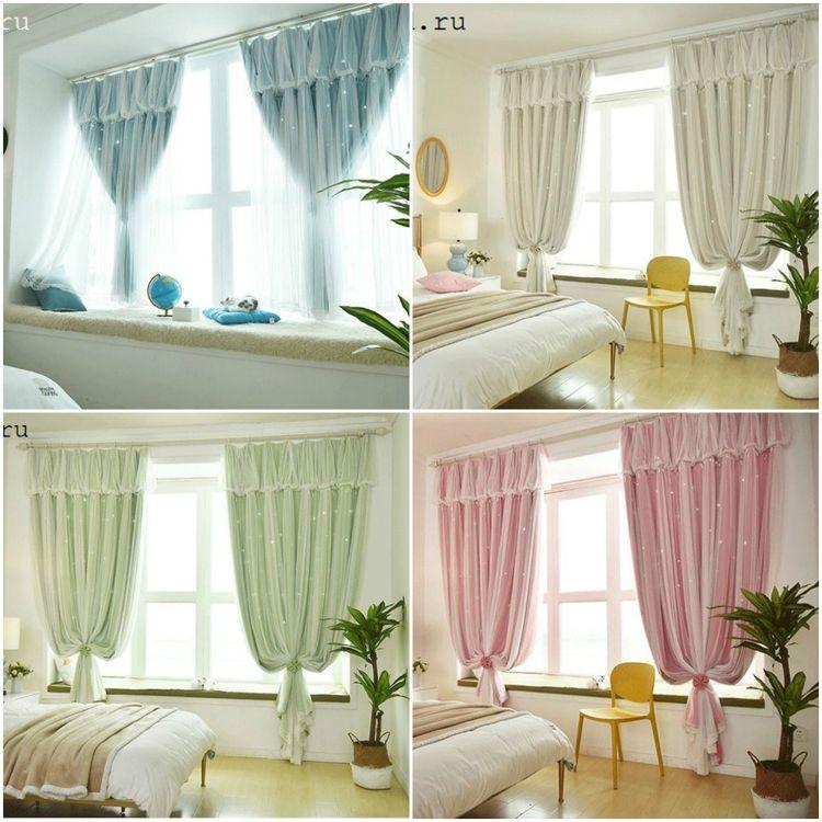 Купить дизайнерские серые  шторы