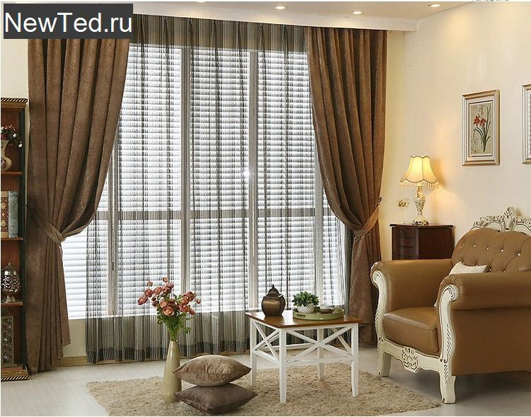 Заказать элегантные шторы