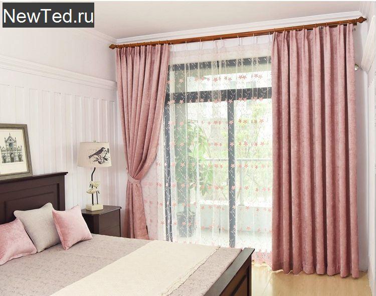 Заказать шторы для спальни