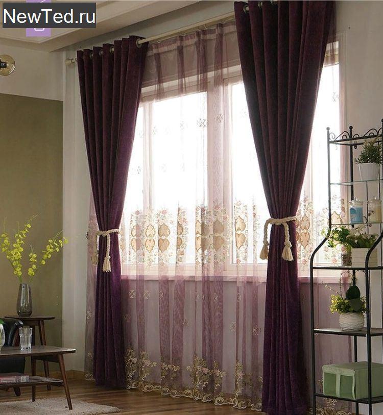 Шикарные готовые шторы купить