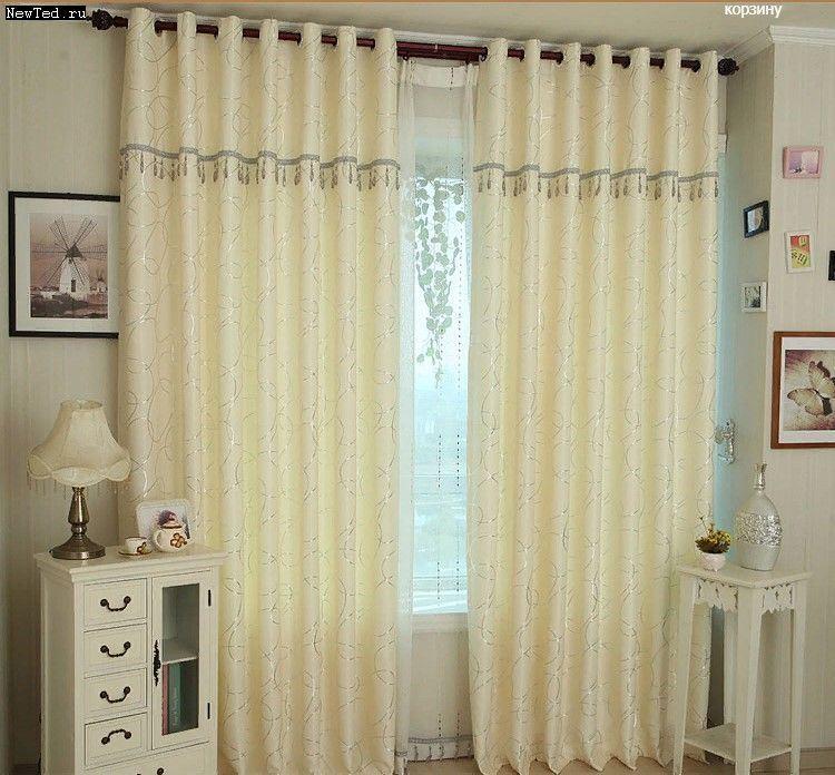 Купить готовые шторы на заказ