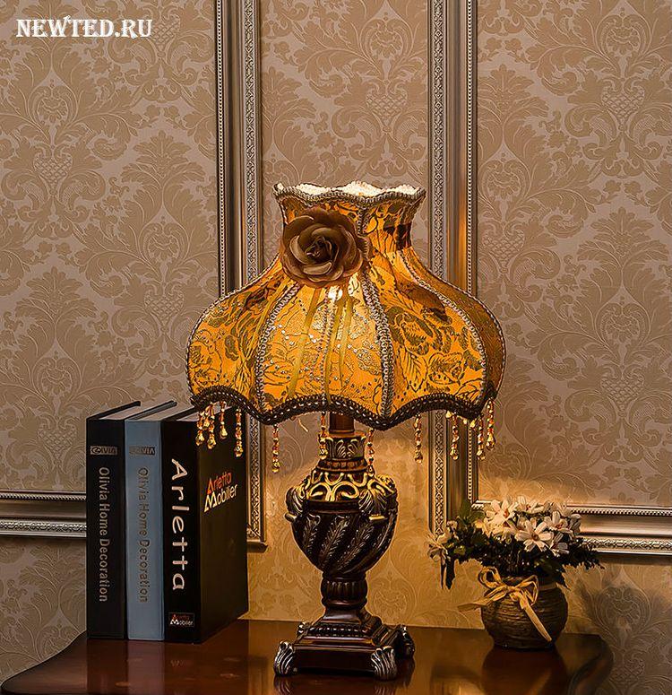лампа на стол